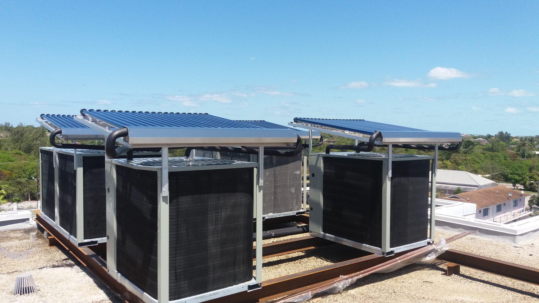 Solar Thermal HVAC | TCI, Bahamas, Caribbean | Green Revolution